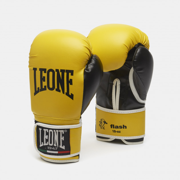 Boxing Gloves for Adults Unisex unisex adult Knockout LEONE 1947/Knockout