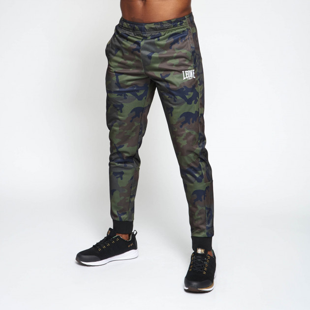 TROUSERS CAMO